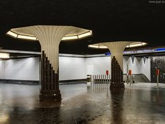 Stadtbahnstation Bergbaumuseum