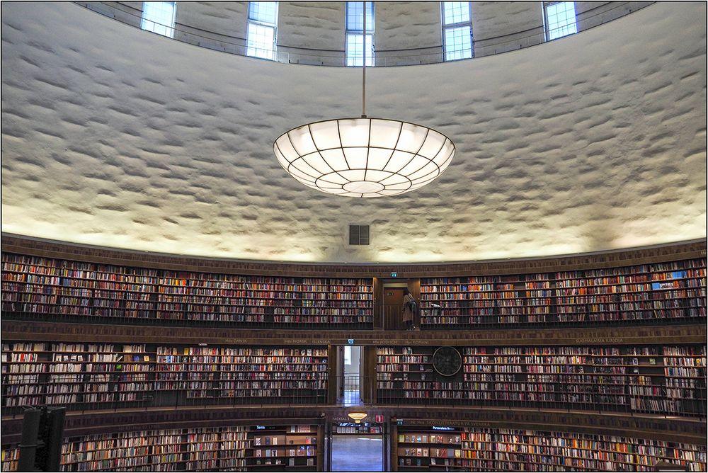 Stadtbibliothek Stockholm