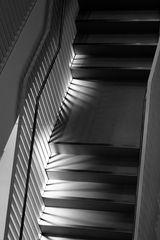 Stadtbibliothek Stuttgart - Treppe 1