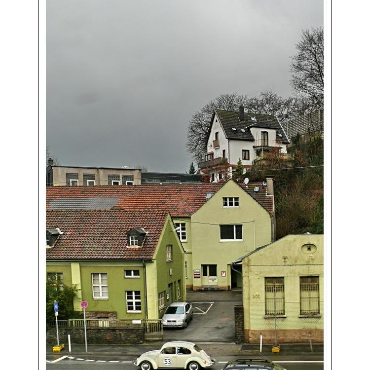 Stadtbild Wuppertal 23 (with Herbie in Varresbeck)