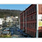 Stadtbild Wuppertal 40 (Arbeitsamt im Richtung Volklingerstr.)