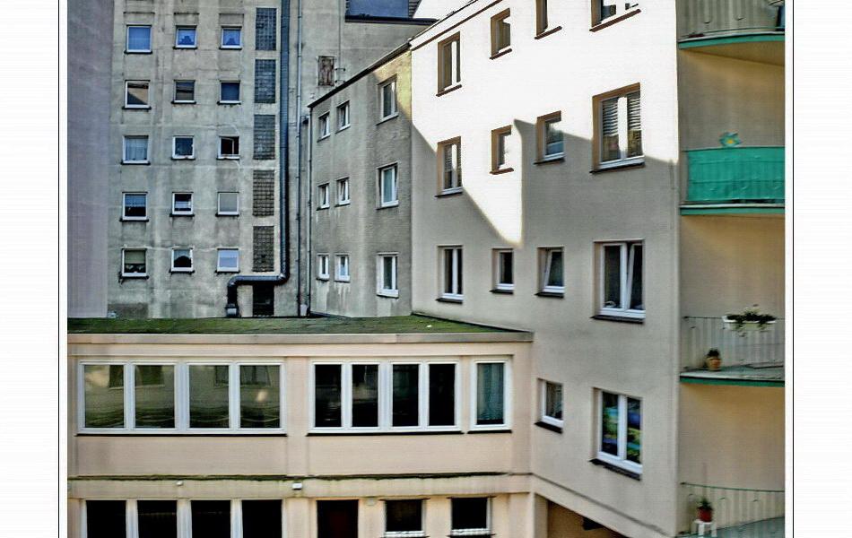 Stadtbild Wuppertal 49 (zwischen Klüse und Döpps)