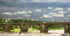 Stadtbrücke Pirna