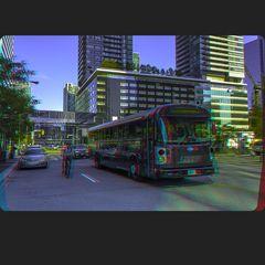 Stadtbus 3-D