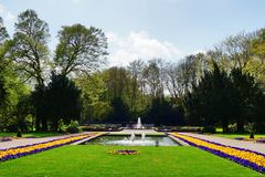 Stadtgarten in Gelsenkirchen