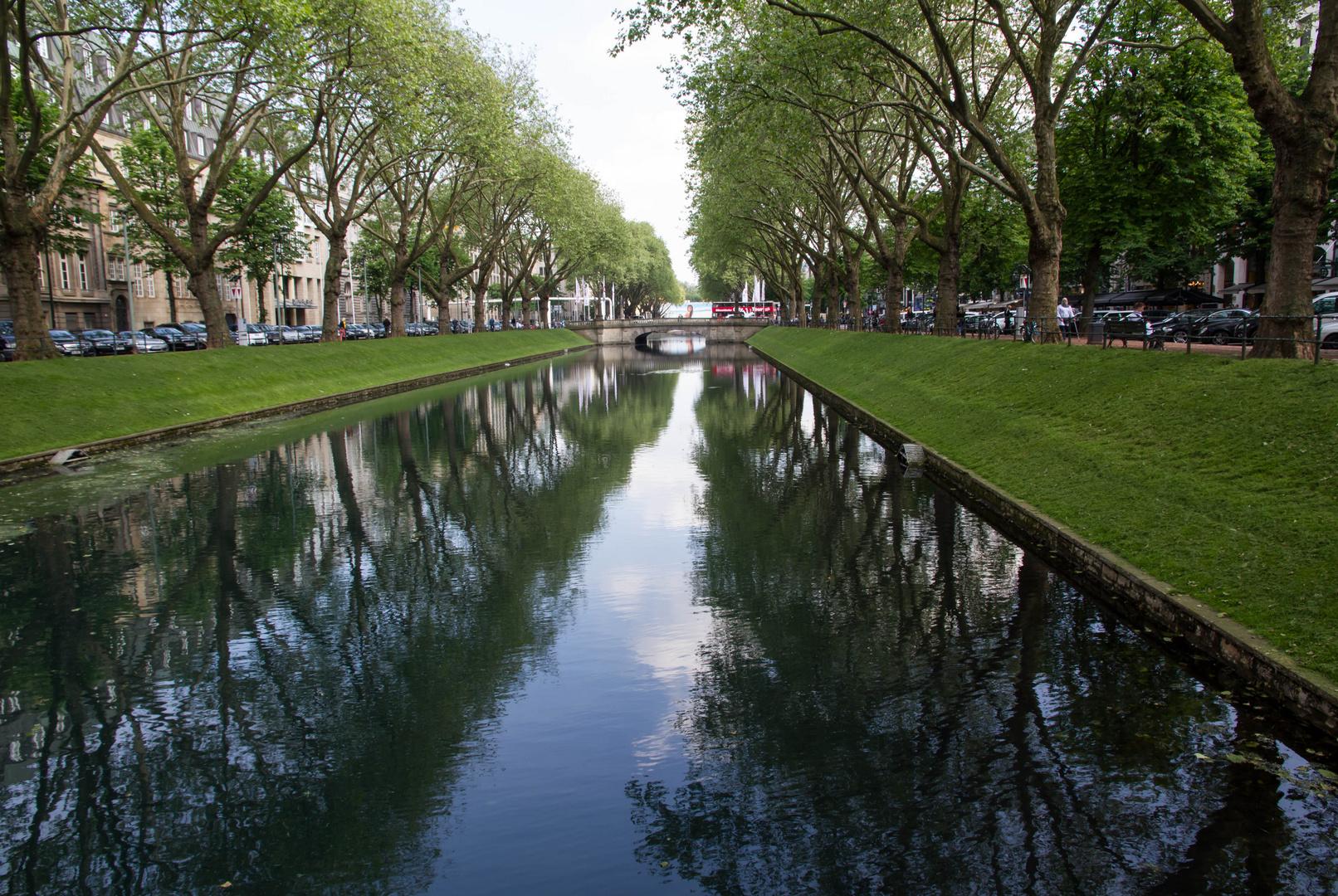 Stadtgraben Königsallee