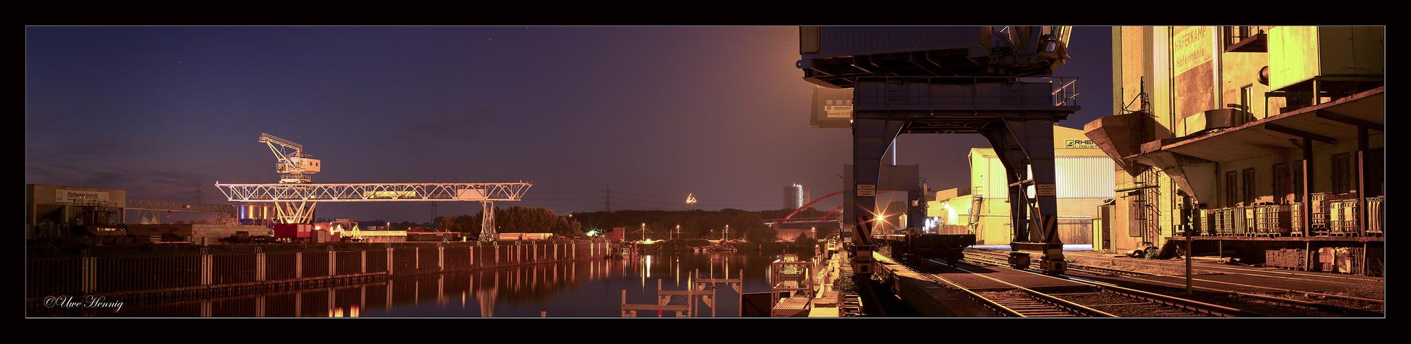 Stadthafen Essen
