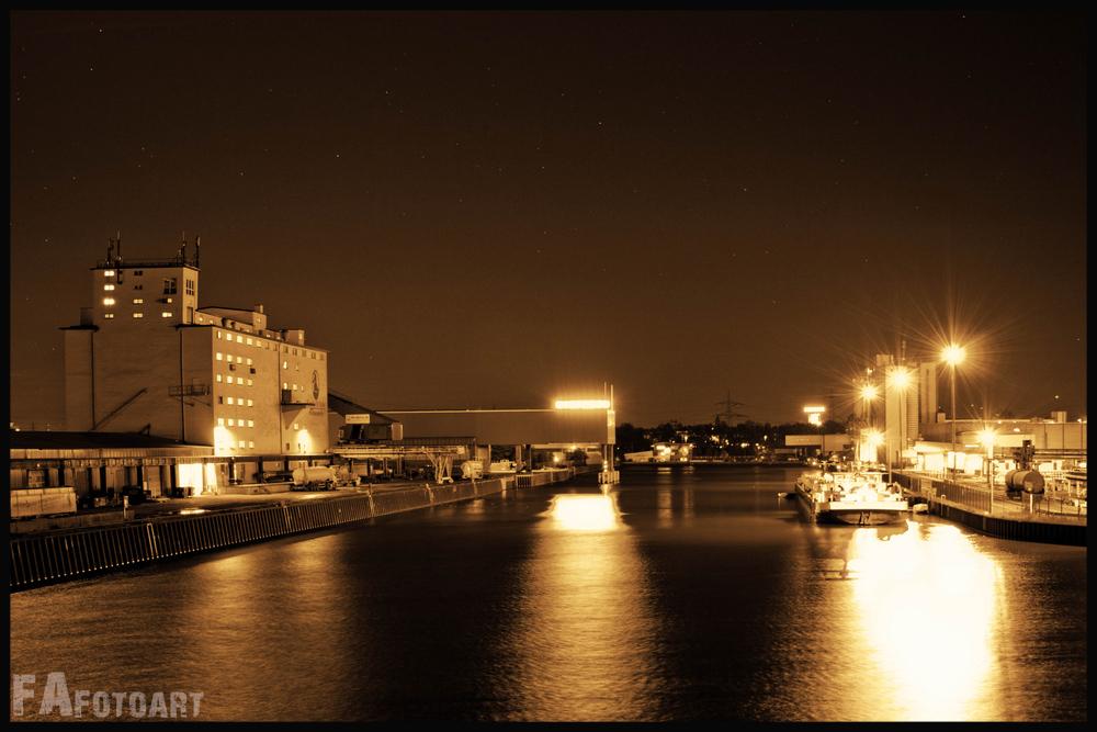 Stadthafen Gelsenkirchen @ Night