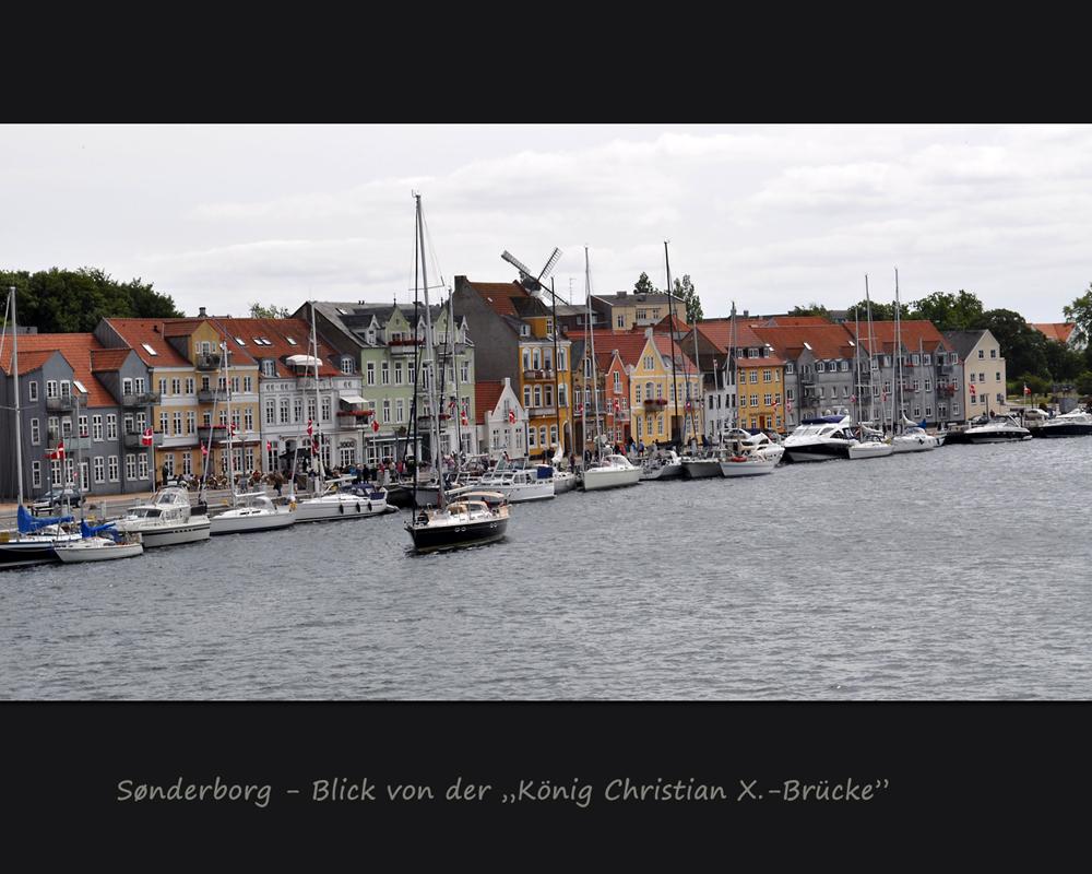 Stadthafen in Sonderborg (2)