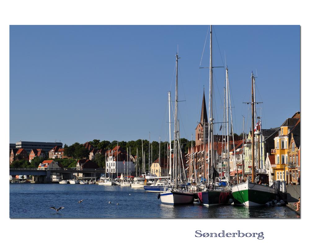 Stadthafen in Sonderborg (4)