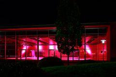 Stadthalle, Grosser Saal,  Pink