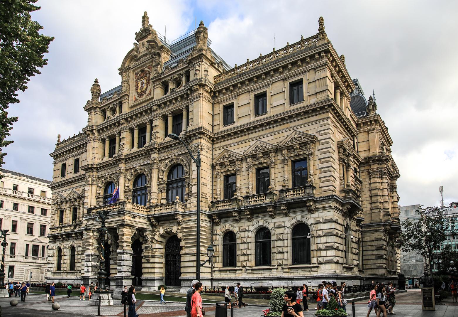 Stadthaus in Bilbao