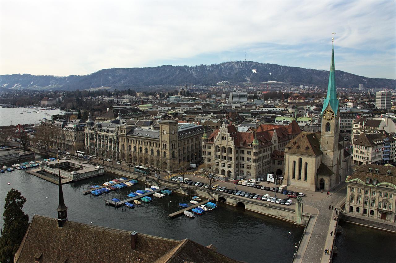 Stadthaus - Quai