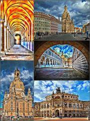 Stadtimpressionen von Dresden in HDR extem 350%...#1.613##