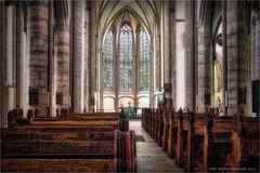 Stadtkirche Duisburg ....