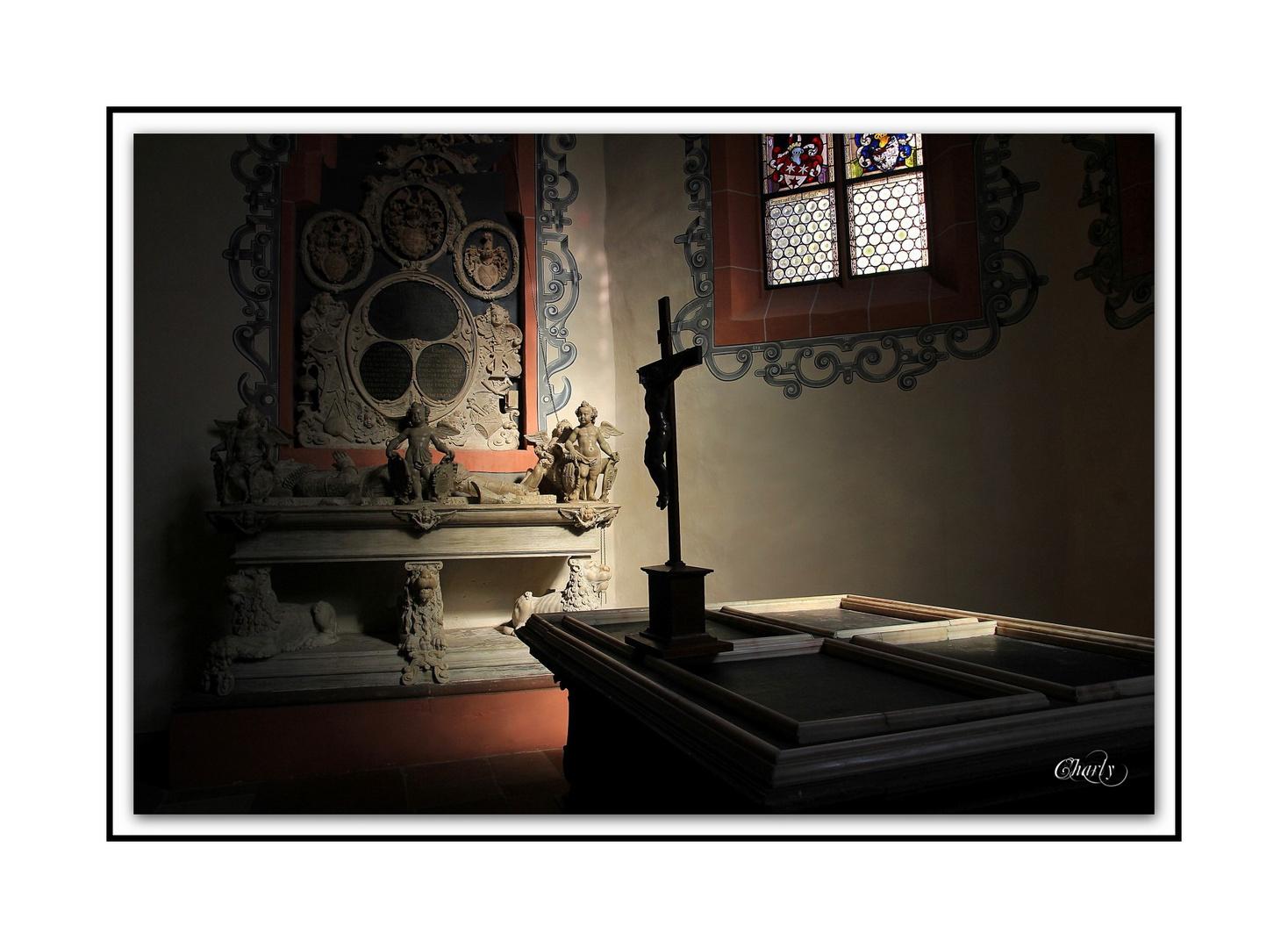 .....stadtkirche in michelstadt.....
