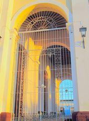 Stadtkirche in Trinidad de Cuba