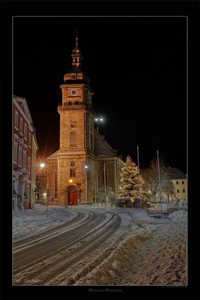 Stadtkirche Wunsiedel