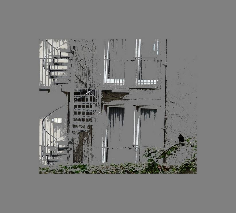 Stadtlandschaft abstrahiert (2)