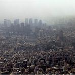 Stadtlandschaft Tokyo