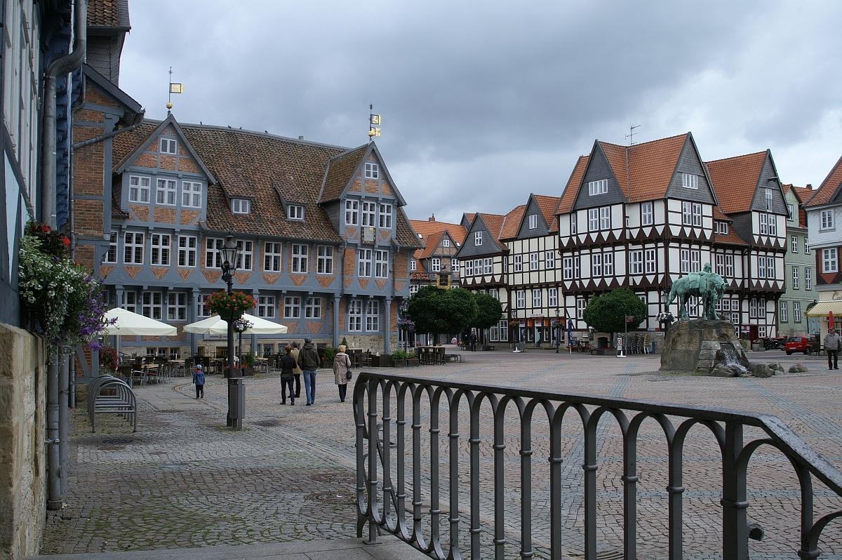 Stadtmarkt in Wolfenbüttel