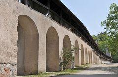 Stadtmauer - Basel