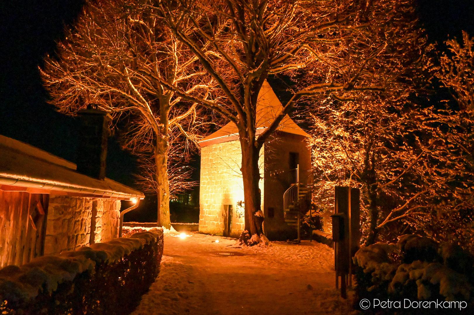 Stadtmauer-Hexenturm- Rüthen