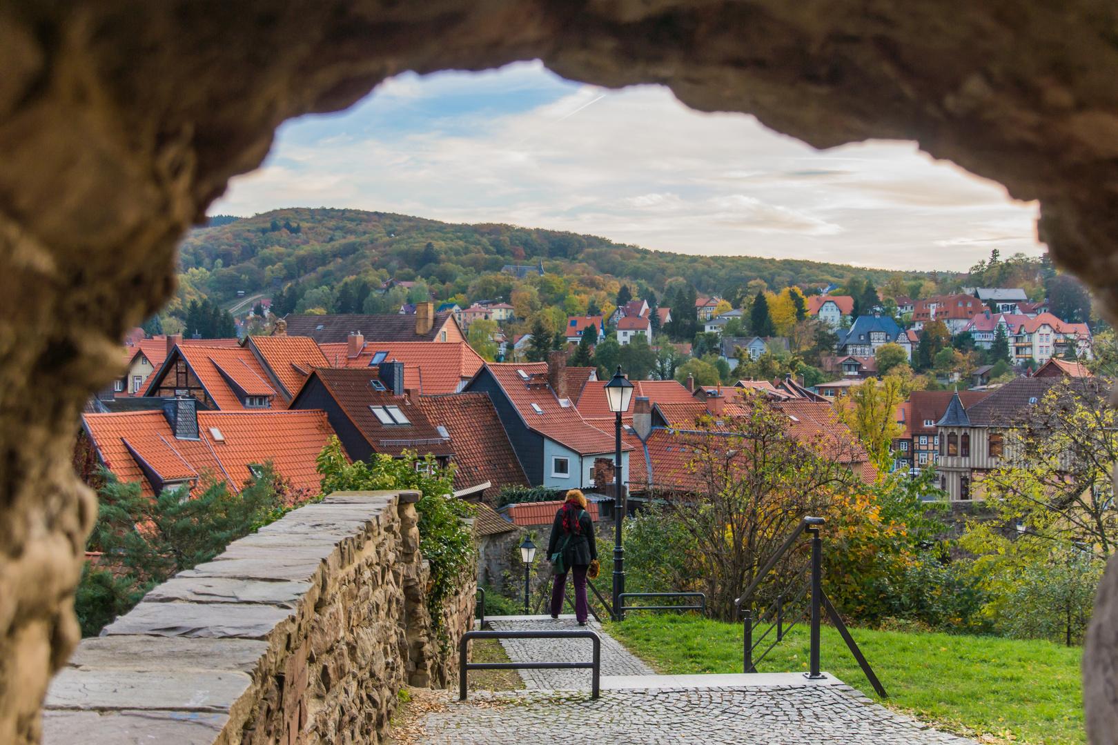Stadtmauer II - Wernigerode/Harz