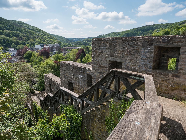 Stadtmauer in Bad Münstereifel