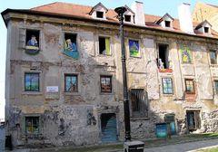 Stadtmauer in Bratislava