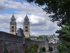 Stadtmauer mit Herz-Jesu-Kirche