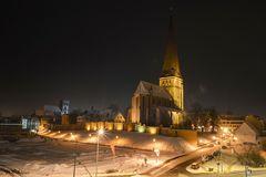 Stadtmauer Rostock