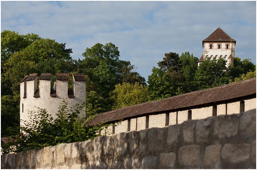 Stadtmauer St.Alban
