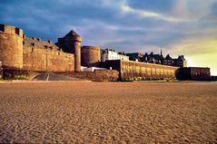 Stadtmauer v. Saint Malo.           ..120_1682