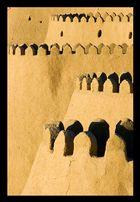 Stadtmauer von Khiva 2/ Uzbekistan