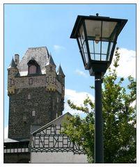 Stadtmauerturm in Mayen