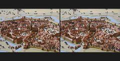 Stadtmodell Hannover 2 - 1689 (3D)