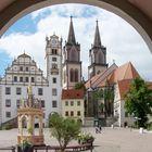 Stadtpanorama meiner Heimatstadt Oschatz