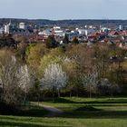 Stadtpanorama Osnabrück