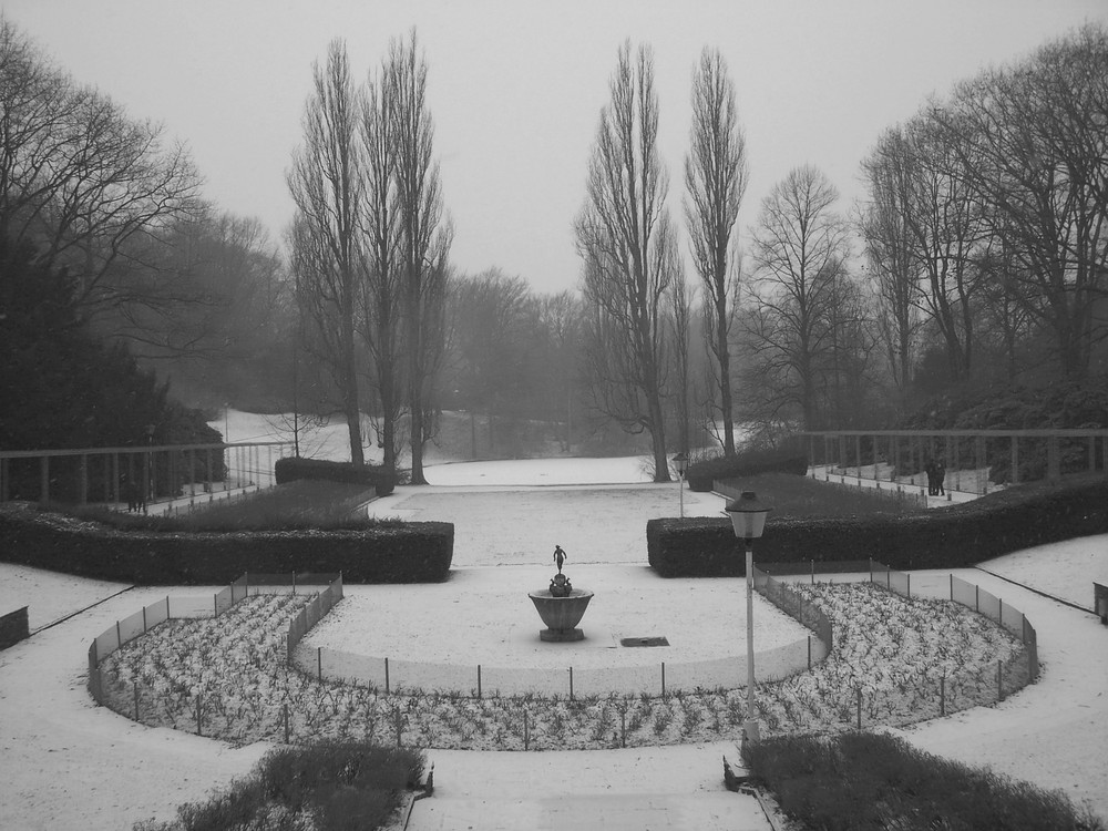 Stadtpark Bochum........