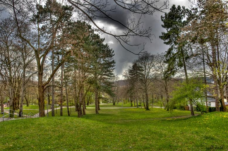 Stadtpark Gera Bieblach Nord