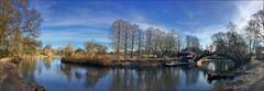 * Stadtpark im Winter...