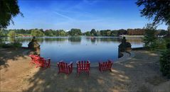 * Stadtparksee *