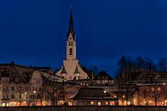 Stadtpfarrkirche Maria Himmelfahrt Bad Tölz