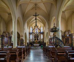 Stadtpfarrkirche Maria vom Rosenkranz (Gerolzhofen)