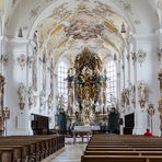 Stadtpfarrkirche Mariae Himmelfahrt in Schongau