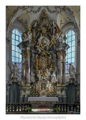 "Stadtpfarrkirche Mariae Himmelfahrt ( Schongau ) "" Gott zu Gefallen... """