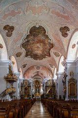 Stadtpfarrkirche St. Jakob (Cham)