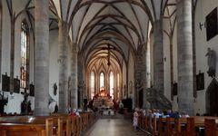 Stadtpfarrkirche von Meran