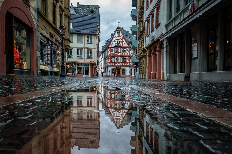 Wettervorhersage Mainz